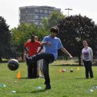 DSC and Millwall Community Deliver Disability Sports Day