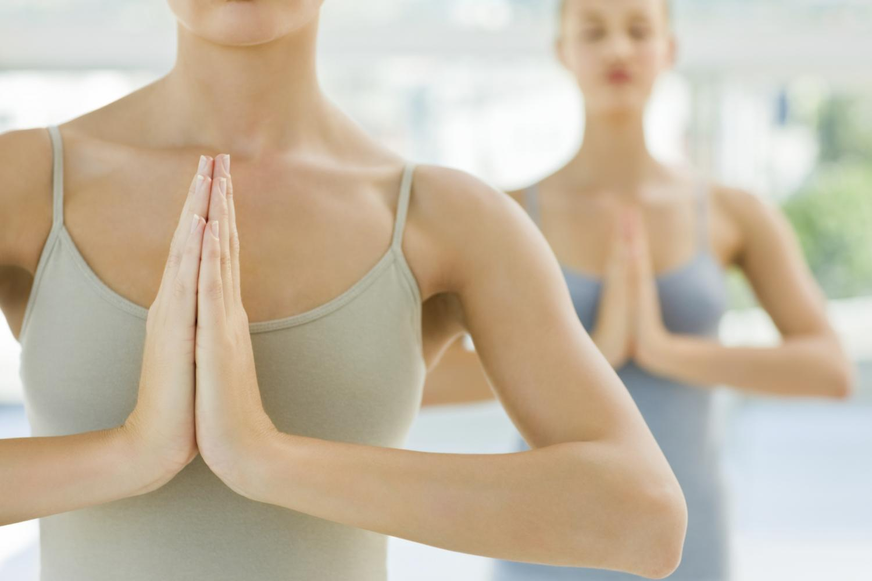 DSC & Sense Yoga session
