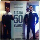 DSC invited to Ataxia Conference