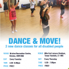 Dance & Move! Inclusive Dance Sessions