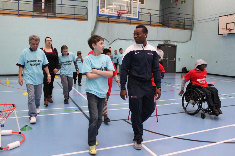 Disability Sports Coach Job Vacancy