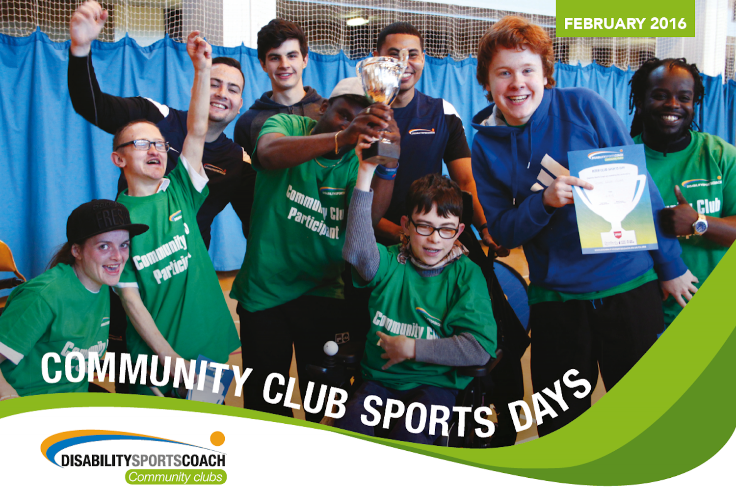 DSC Community Club Sports Days