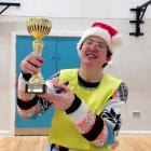 Geraldine Carron, Club Wandsworth Participant