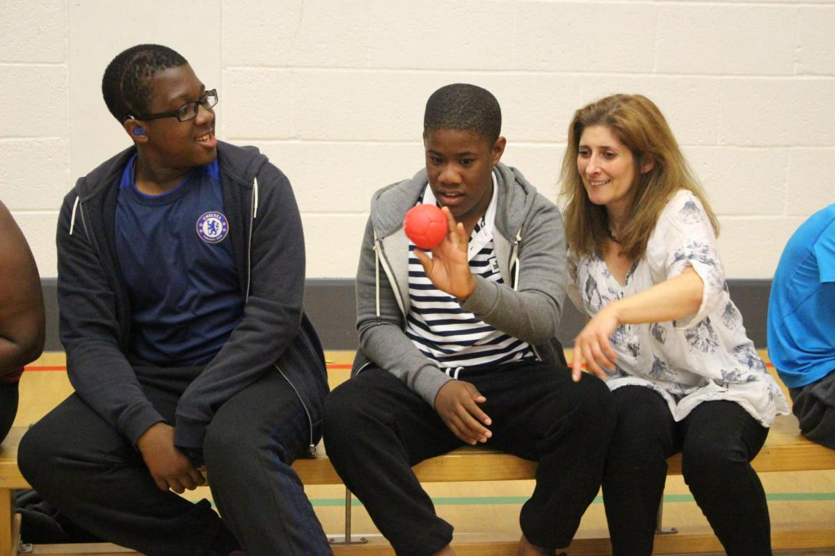 Disability Sports Coach Summer Holiday Programme with The Village