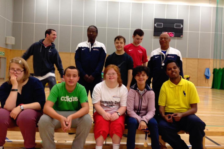 Disability Sports Coach Community Club Kensington & Chelsea