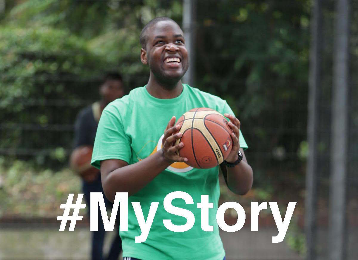 #MyStory - Share to Inspire - Disability Sports Coach
