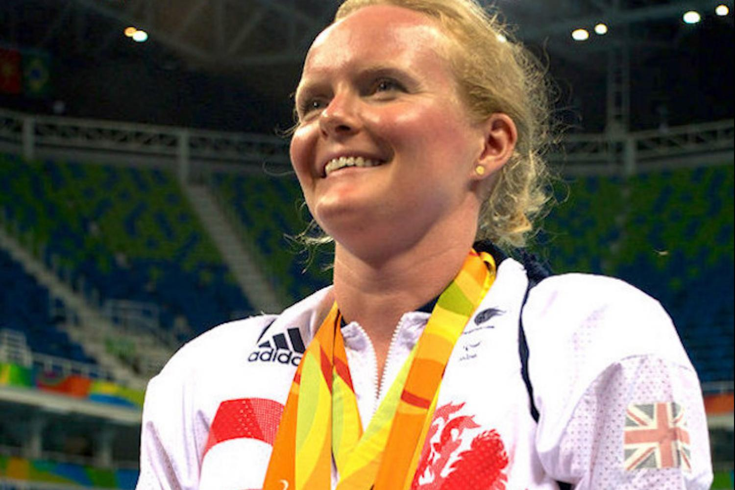 #MyStory - Susie Rodgers GB Paralympian supporting Disability Sports Coach campaign