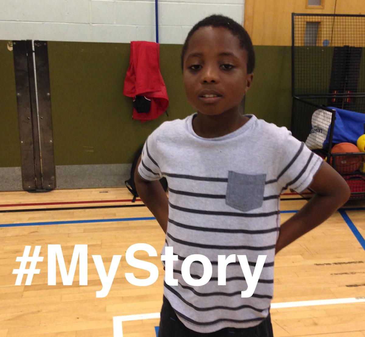 #MyStory - Abu, Cub Sutton - Disability Sports Coach
