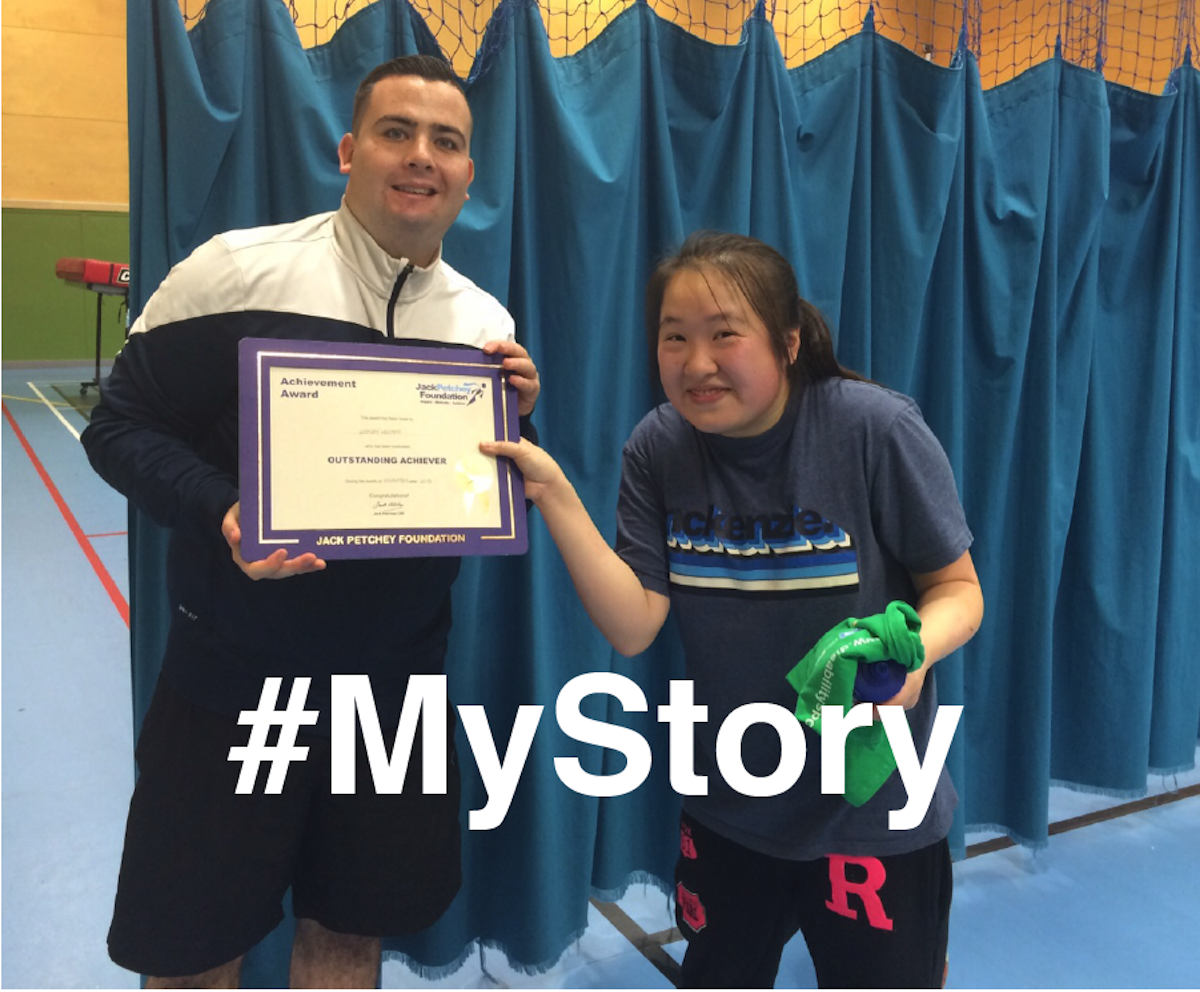 #MyStory Wendy, Club Tower Hamlets - Disability Sports Coach