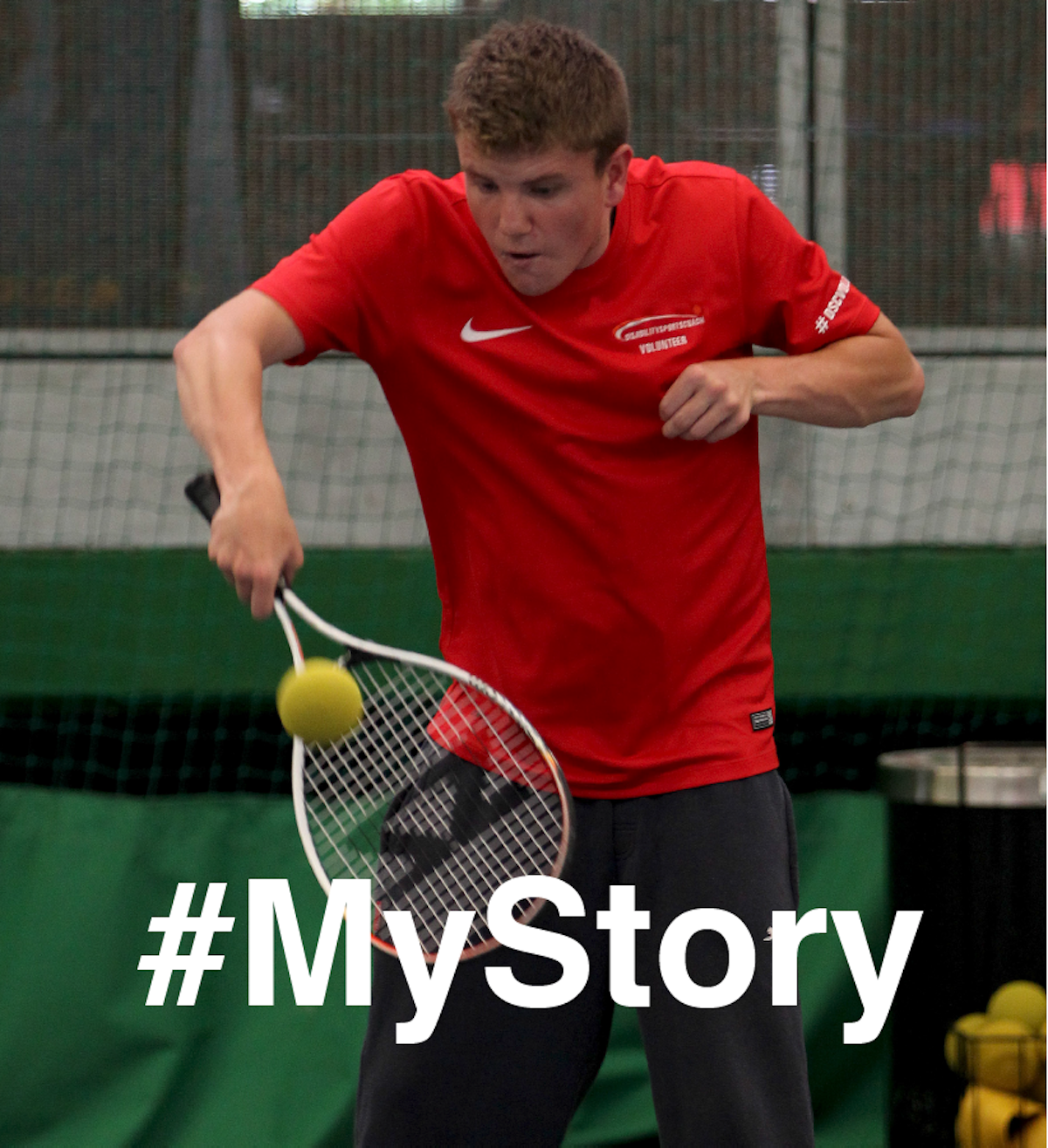 #MyStory - Ben, Club Wandsworth - Disability Sports Coach