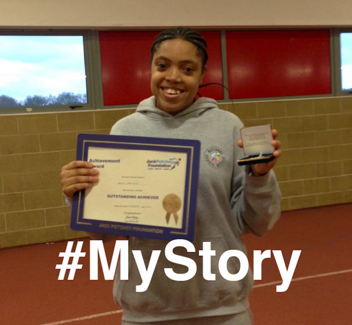 #MyStory - Mariah, Club Brent & Club K&C - Disability Sports Coach