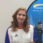 Kate Grey becomes third Paralympian to support #MyStory campaign