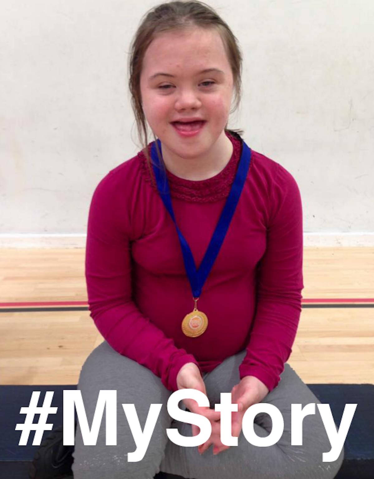 #MyStory - Grace, Club Wandsworth - Disability Sports Coach