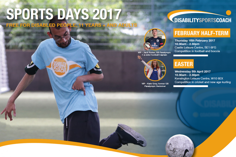 DSC Easter Sports Day 2017