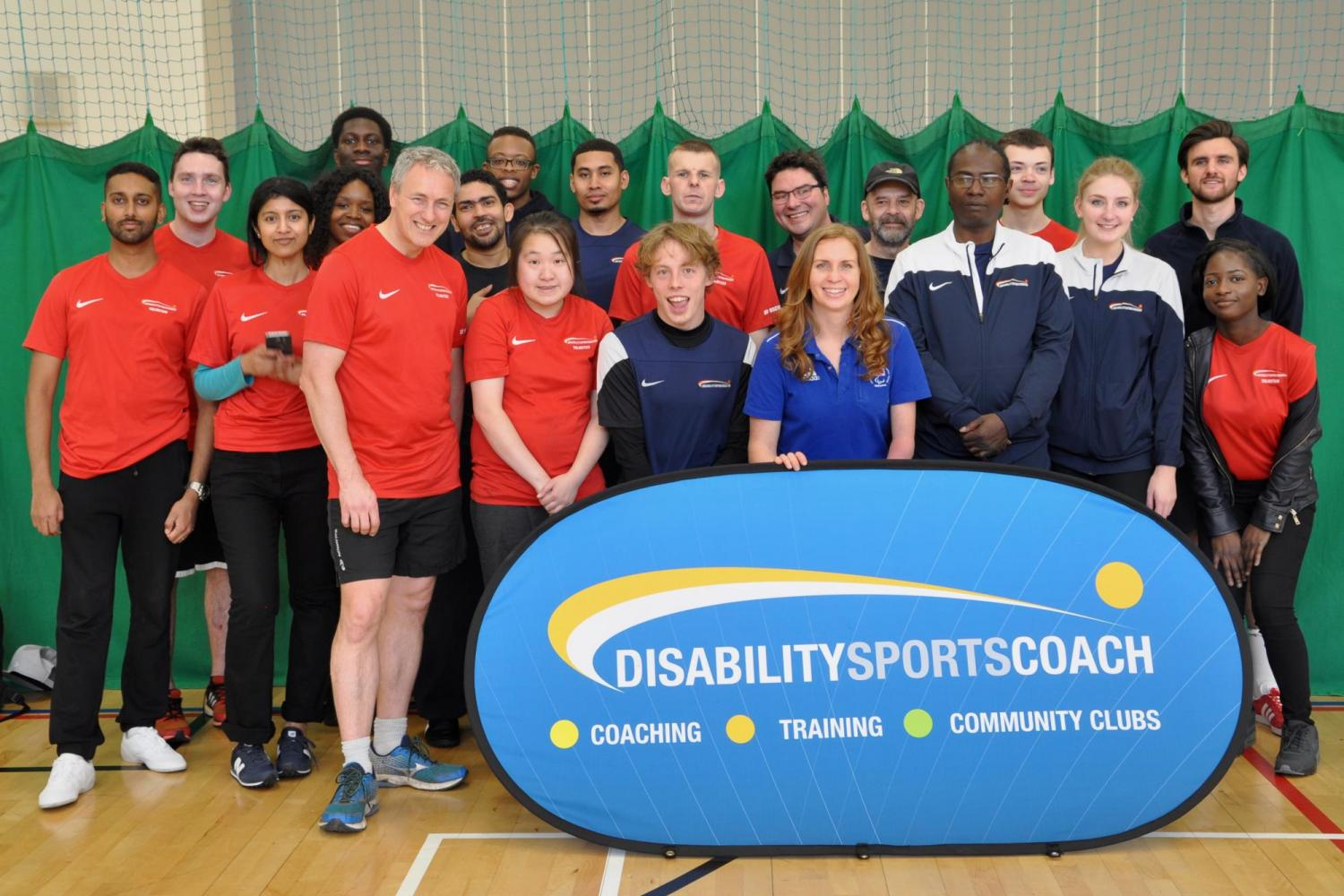 Disability Sports Coach - House of Sport - London Sport