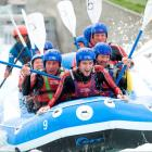 Discounted White-Water Rafting with DSC