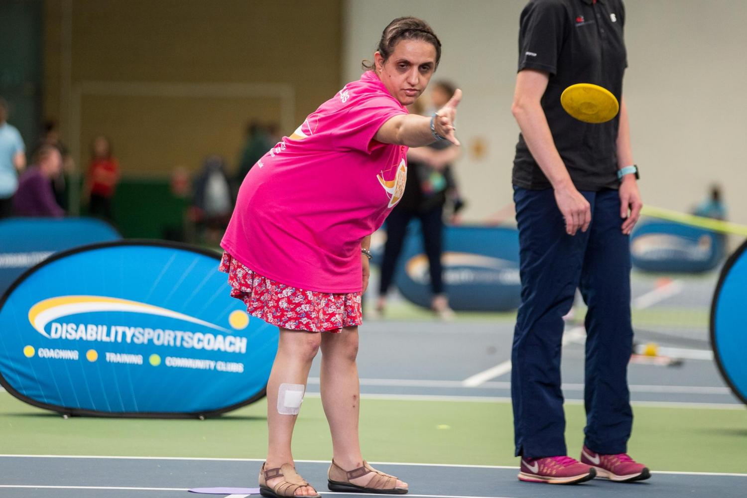 Disability Sports Coach - DSC Summer Festival 2017