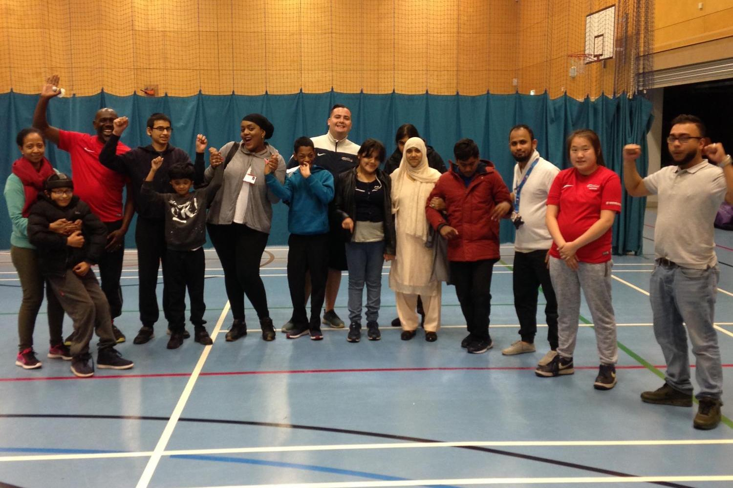 DSC Community Club Tower Hamlets