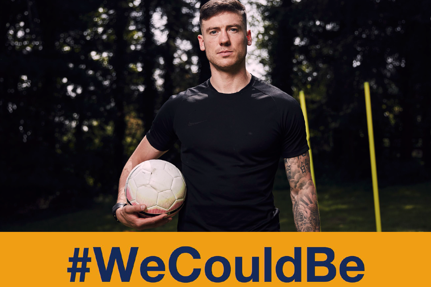 #WeCouldBe - Jack Rutter supports Disability Sports Coach campaign