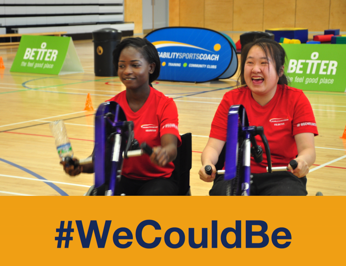 #WeCouldBe - Eva Freeman - College Volunteer turned assistant healthcare practitioner, inspired by Community Club members