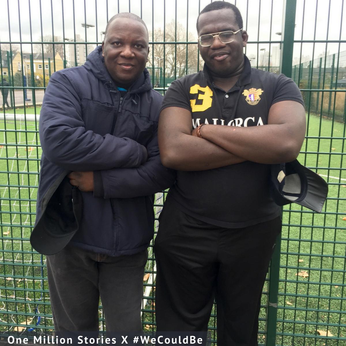 #WeCouldBe X One Million Stories - Peter Mensah Disability Sports Coach & London Sport