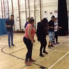 Zumba Sessions for Hearing Impaired Students