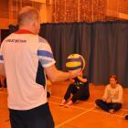 GB Paralympian, John Worrall visits Club Islington