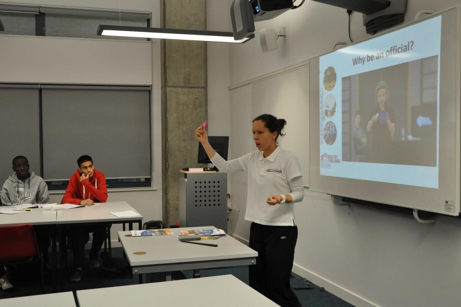 DSC Disability Awareness in Sport course