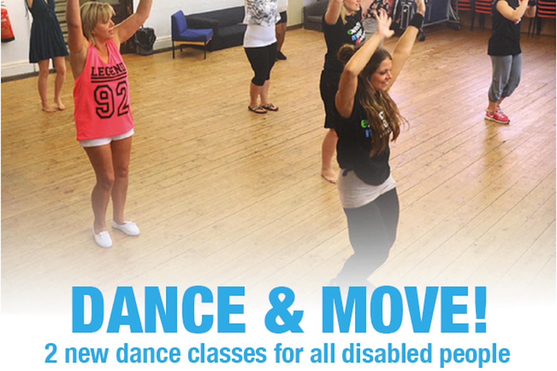 Dance & Move! Inclusive Dance Sessions