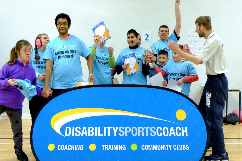 DSC Sports Days 2016 - South Region Winners Wandsworth