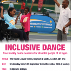 New Inclusive Dance session in Southwark