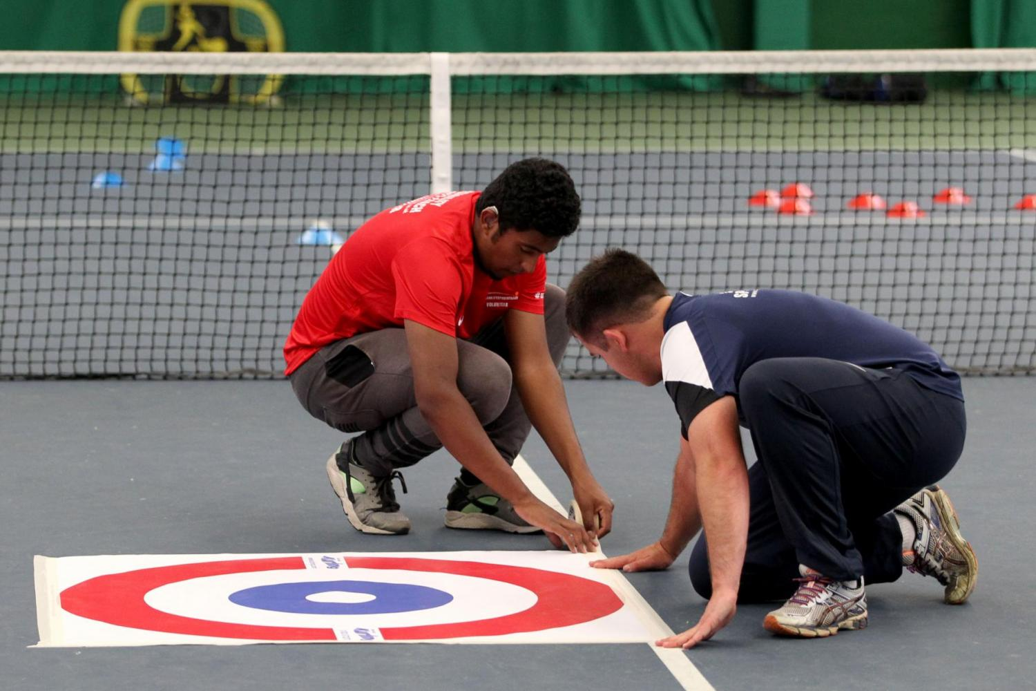 Disability Sports Coach Volunteers