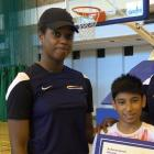 Community Club Islington Sports Coach Liliana
