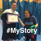 #MyStory - Wendy, Club Tower Hamlets