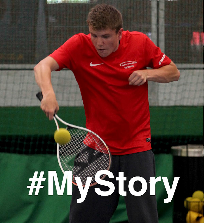 #MyStory - Ben, Club Wandsworth - Disability Sports Coach