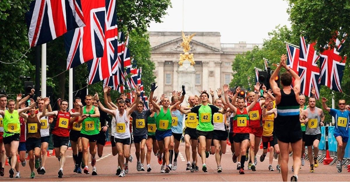 Disability Sports Coach - London Marathon 2017 Places Available