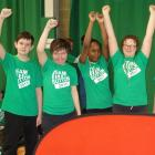 DSC support Boccia Teams for London Youth Games's ParaGames 2017