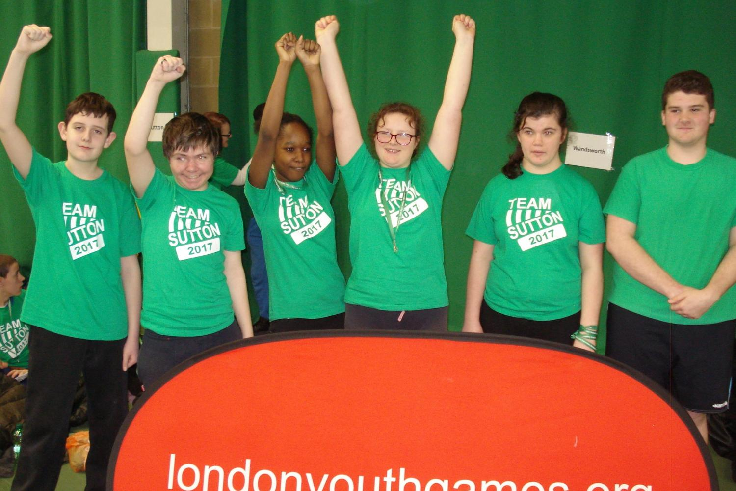 Disability Sports Coach Supports London Borough Boccia Teams - Team Sutton