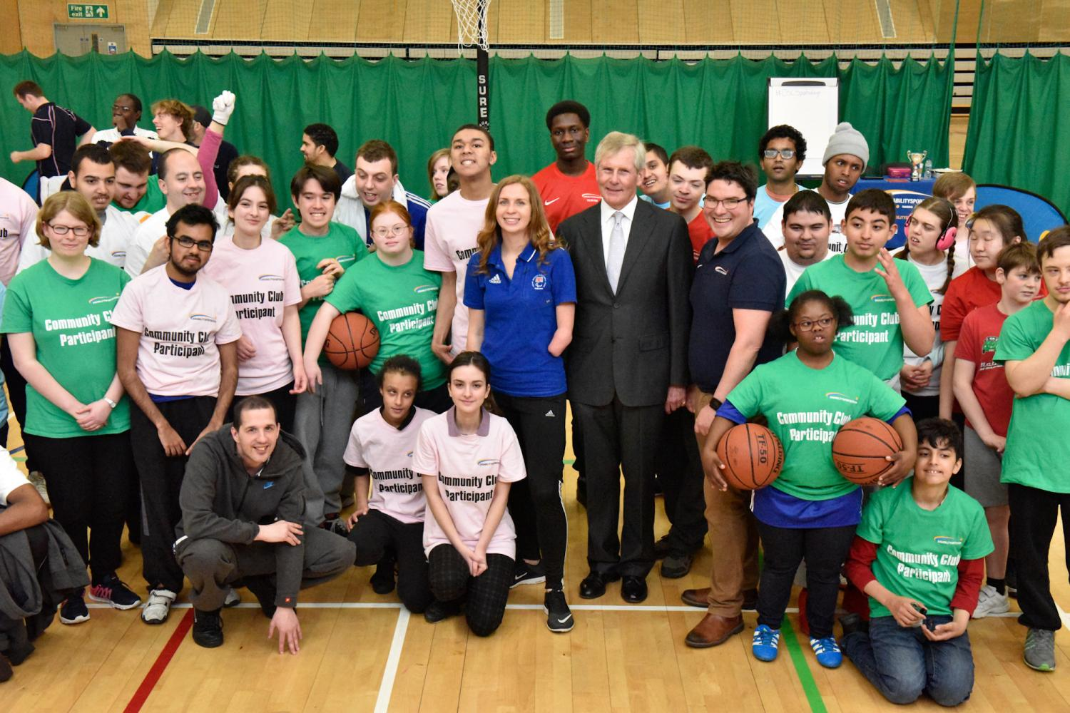 #LDNMovesMe London Sport Campaign with DSC Easter Sports Day