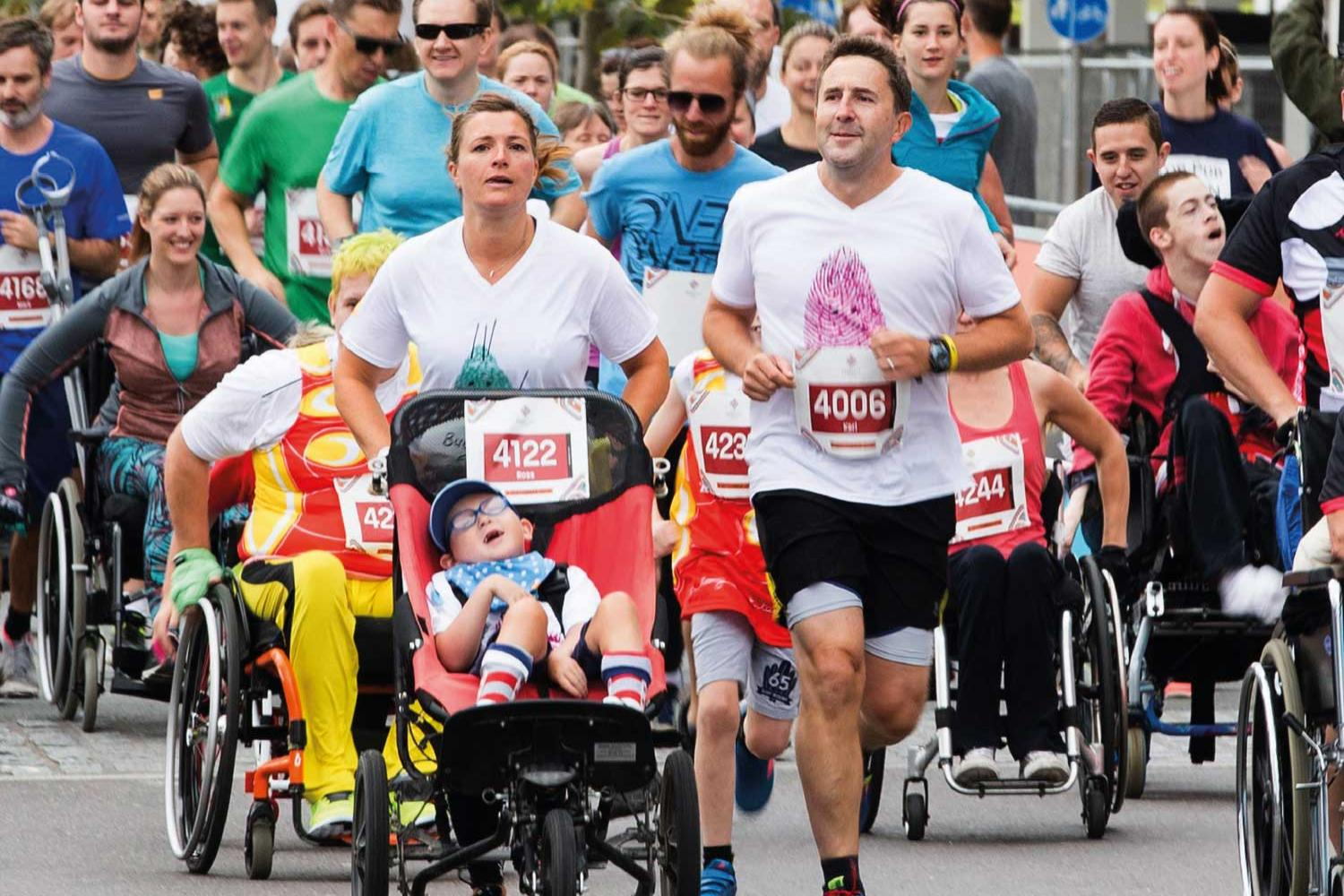 Disability Sports Coach - Parallel London 2017 - Fundraise Challenge