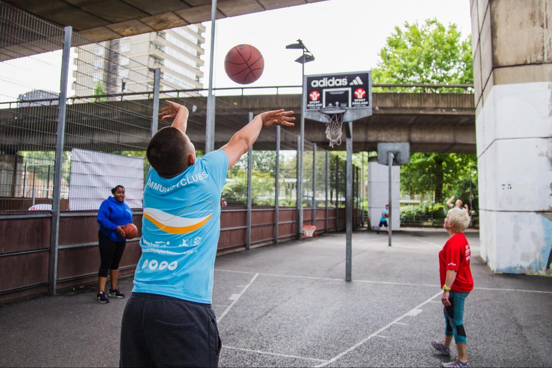 Disability Sports Coach - DSC Summer Festival 2017