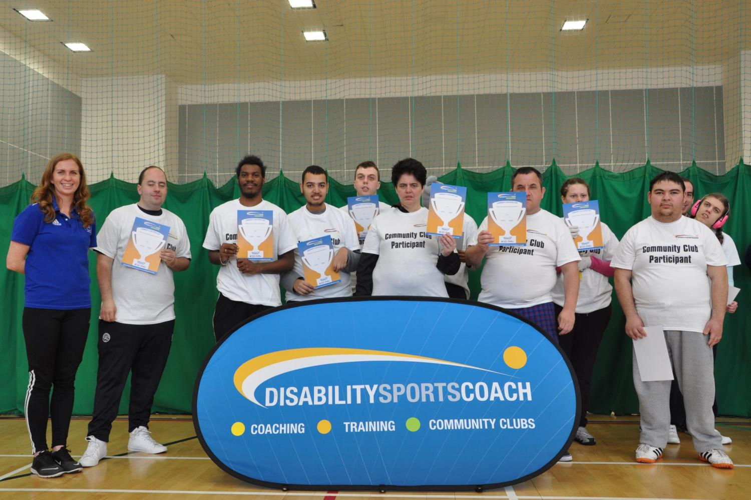 Disability Sports Coach Community Club Kensington & Chelsea