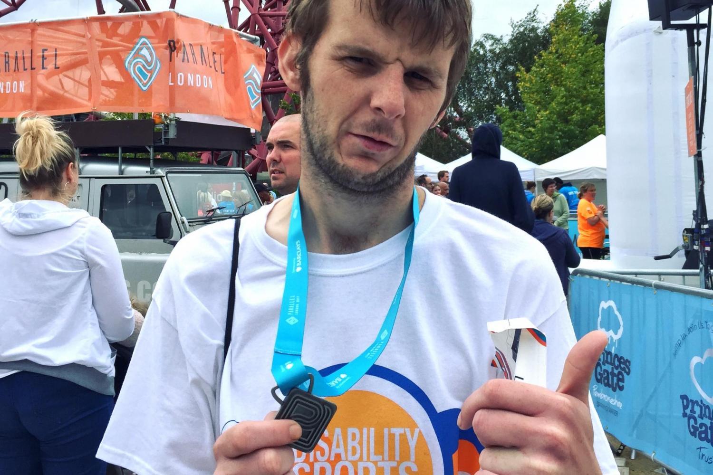 Disability Sports Coach #TeamDSC Parallel London
