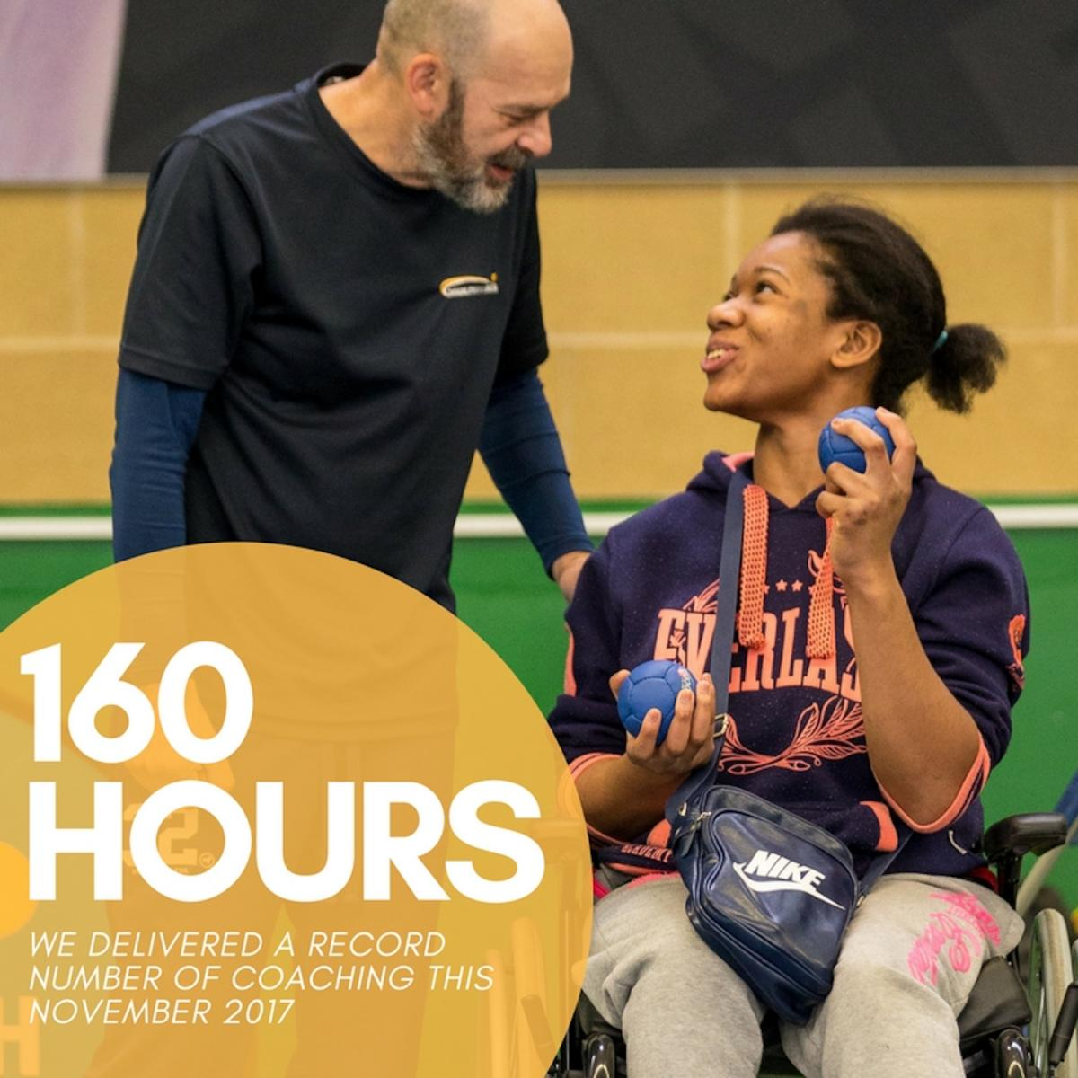 Disability Sports Coach - Coaching for disabled people
