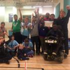 Wimbledon Foundation supports Club Wandsworth for 2018-19