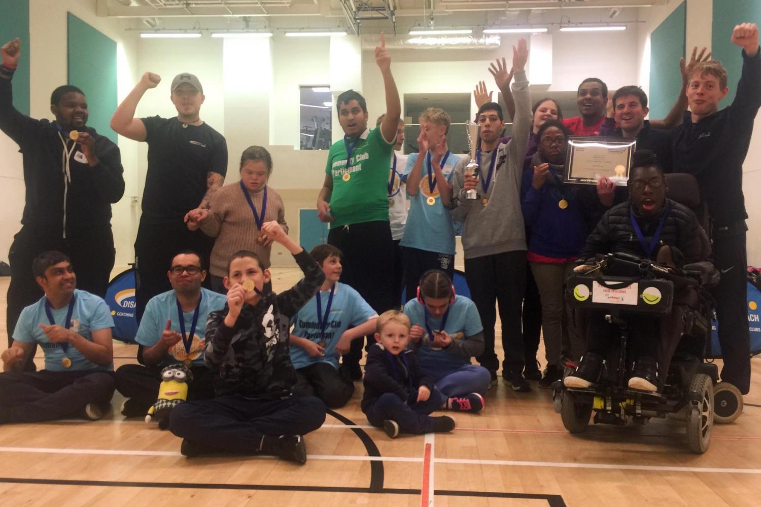 Disability Sports Coach Community Wandsworth