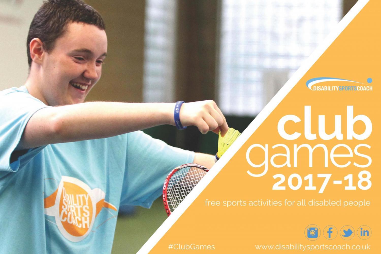 DSC Spring ClubGames 2018