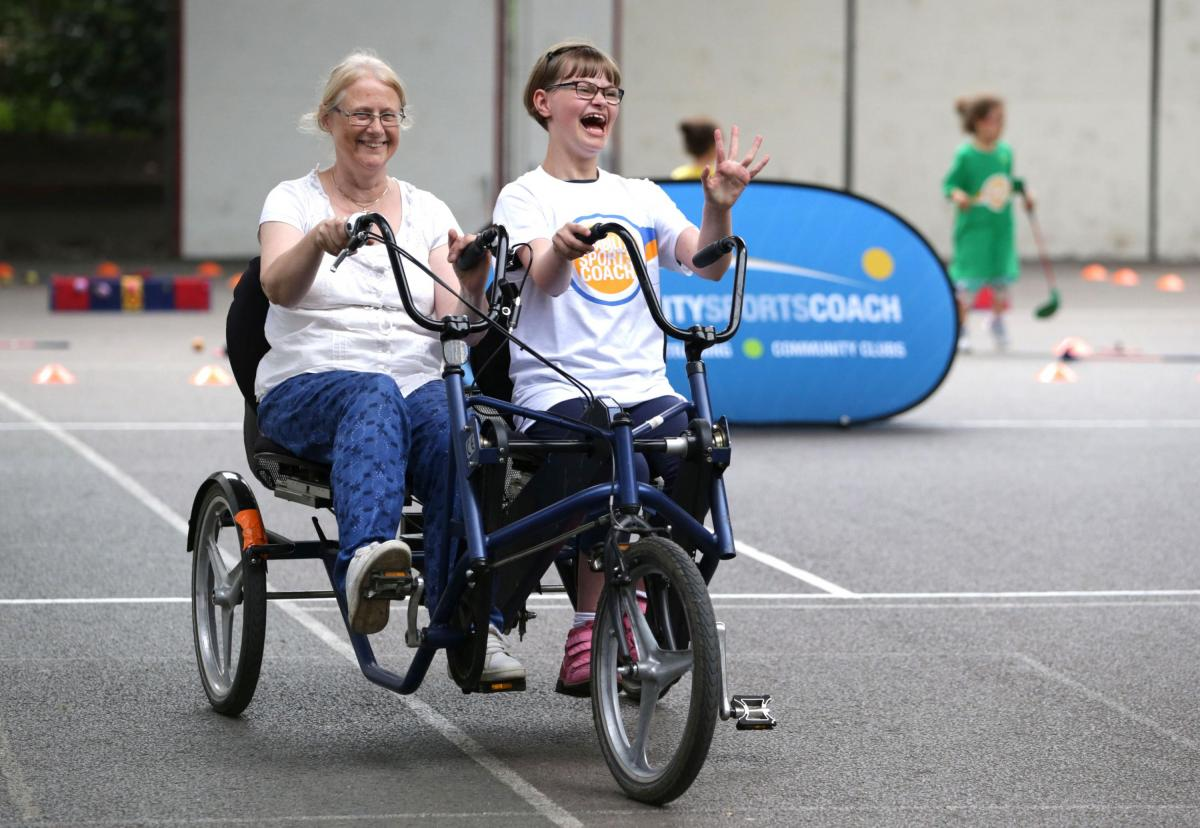 Sport & Physical Activity for Disabled People