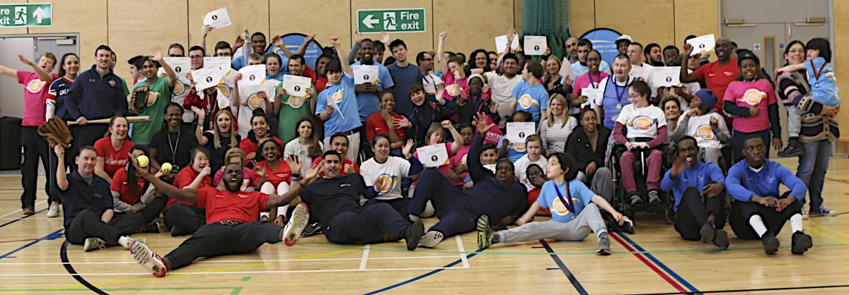 Disability Sports Coach - Spring ClubGames 2018