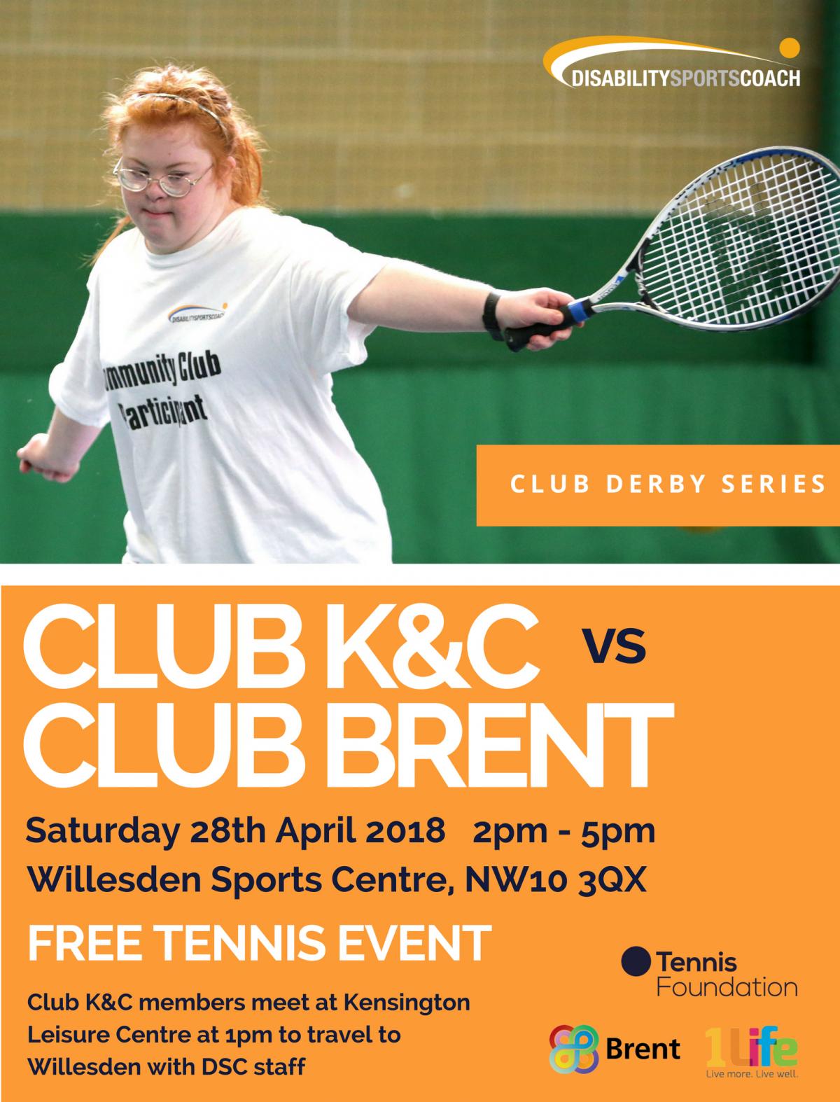 Club Derby Series: Club Brent vs Club K&C